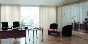 ستائر مكتبية ومنزلية مستشفيات وقاعات